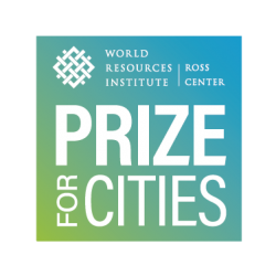 Prize for Cities Logo