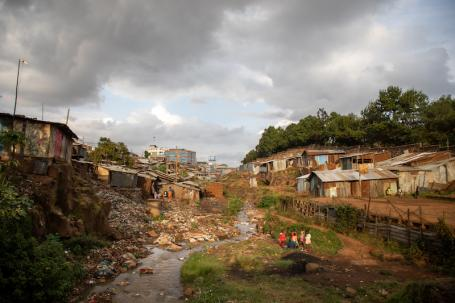 Water insecurity in informal settlements in urban areas in Africa