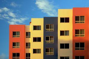 Affordable housing for all. Flickr/Bernard Spragg