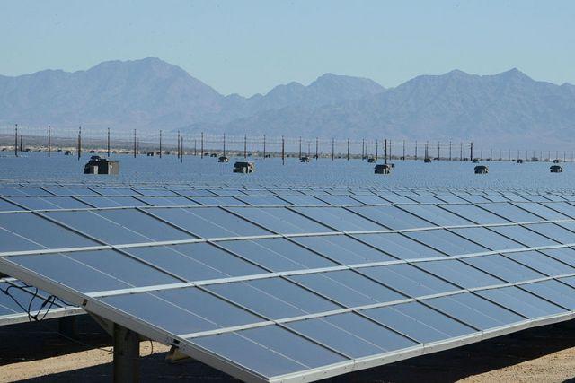 U.S. solar farm