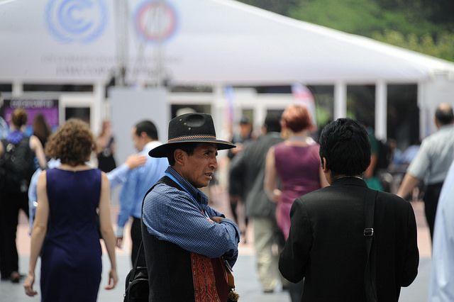 COP 20  UN Climate Change Conference. (Lima, Peru) Photo by UNFCCC/Flickr.