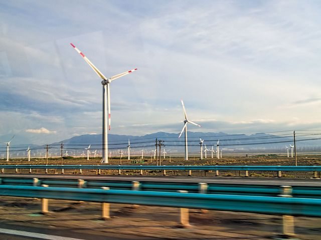 Dabancheng Wind Power Station