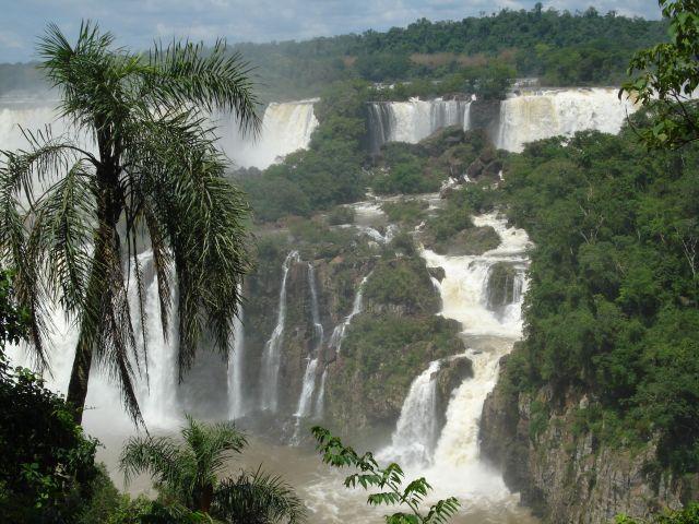 Iguazu Falls in Brazil. WRI