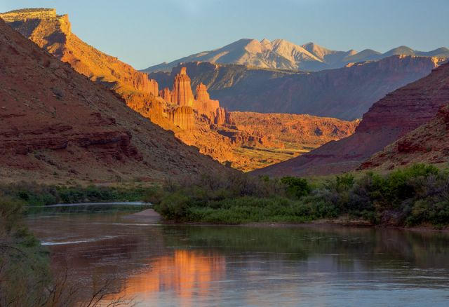 Upper Colorado River, Utah