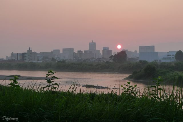 Japan faces summer heat waves this year. Flickr/digicacy