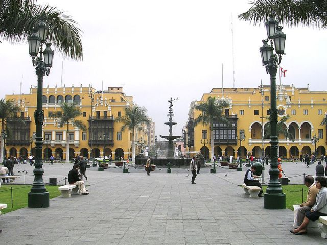 Lima is a major milestone on the path to Paris and the 2015 climate agreement. Photo credit: Wikimedia Commons