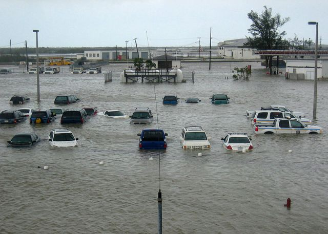 Flooding in Key West, Fla.