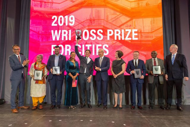 WRI Ross Prize for Cities