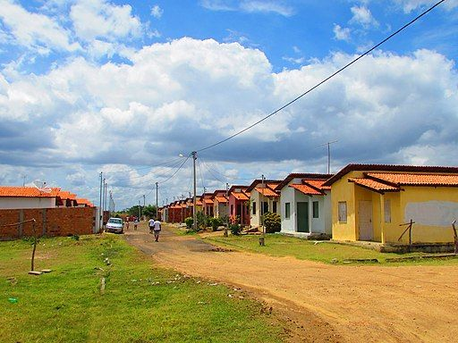 Minha Casa, Minha Vida affordable housing project in Brazil