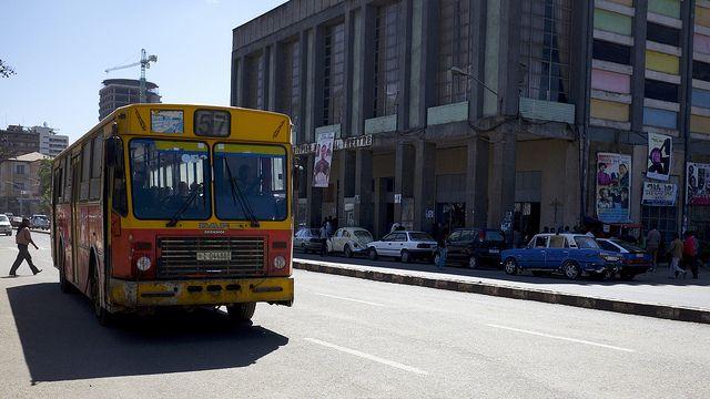 Addis Ababa, Ethiopia. Photo by Henrik Berger Jørgensen/Flickr.