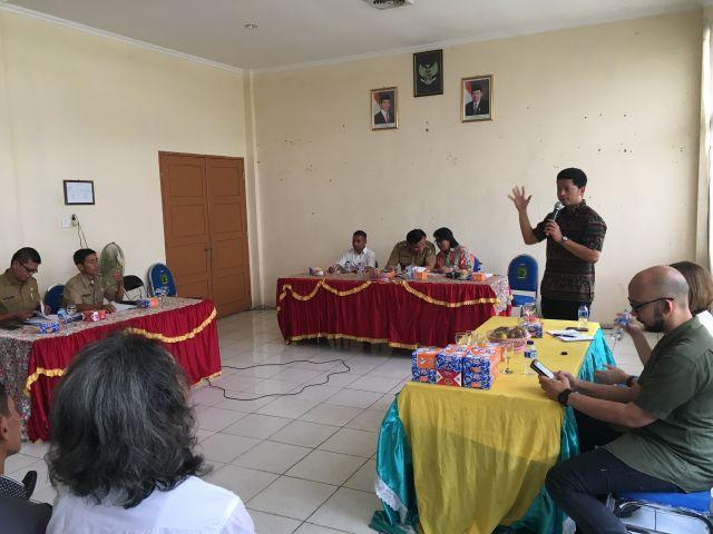 Adi Pradana, One Map Initiative Governance Manager