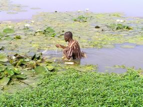 The world's poorest communities are often the most vulnerable to the impacts of climate change. Photo credit: Jeff Attaway, Flickr