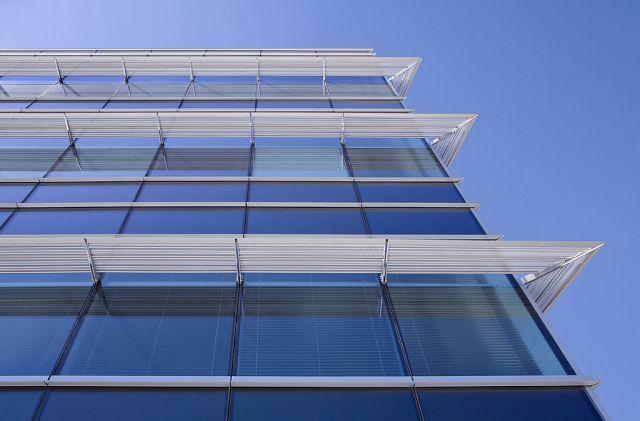 Green Office Building in Denver, Colorado