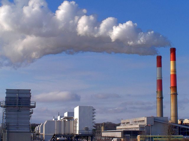 U.S. public financing for overseas coal-fired power is likely coming to an end. Photo credit: Mike_tn, Flickr