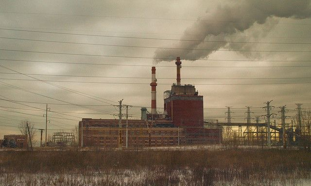 The Clean Power Plan will set the first-ever limits on carbon dioxide pollution from existing U.S. power plants. Photo by Contemplative Imaging/Flickr