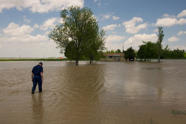 Flooding in the Upper Mississippi River Basin