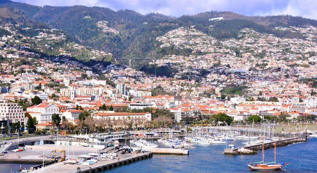 Port of Funchal, Madeira