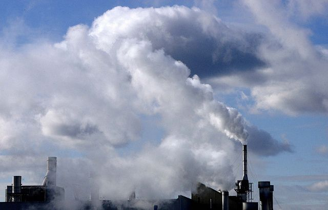69 companies have committed to setting science-based targets to cut their greenhouse emissions. Photo by UN/Flickr.