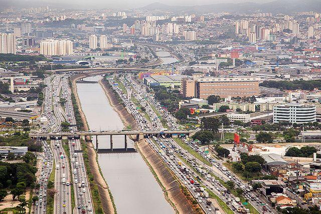 São Paulo, Brasil. Fonte: Fernando Stankuns/Flickr