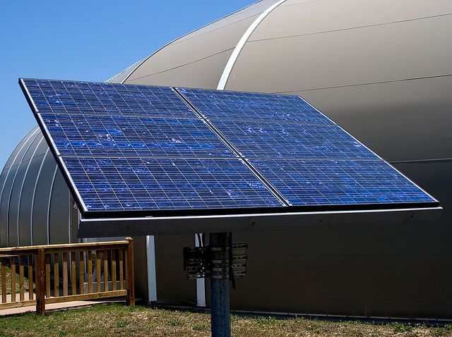 Renewable energy represents 50% of new installed electricity generation capacity worldwide. Photo by Jimmy_Joe, Flickr