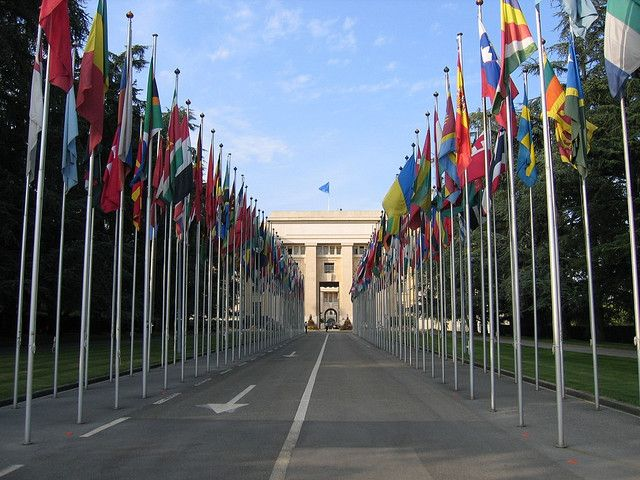 The latest U.N. climate negotiations took place in Geneva, Switzerland. Photo by tripu/Flickr.