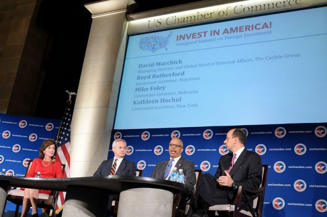 U.S. Chamber of Commerce panel