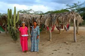 The Wayuu people in Colombia. Photo credit: Tanenhaus, Flickr