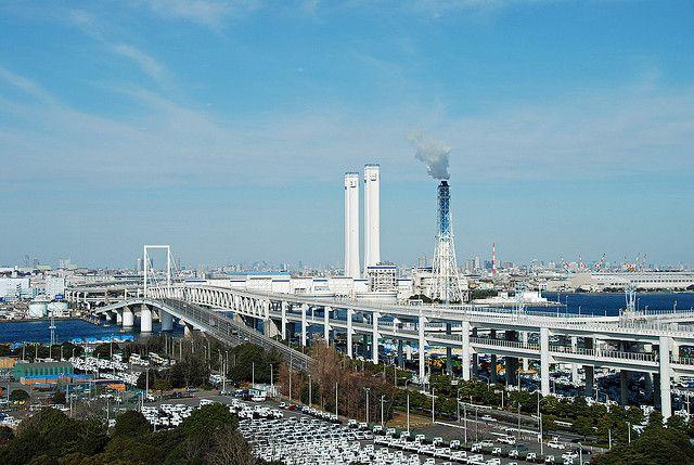 Yokohama, Japan. Photo by naitokz/Flickr