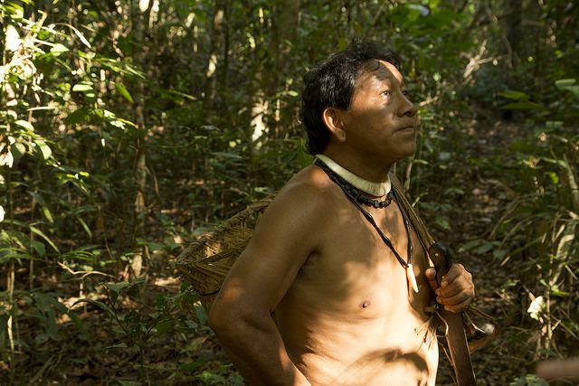 The Yudja are one of many indigenous groups who call the Brazilian Amazon home. Photo by André D'elia