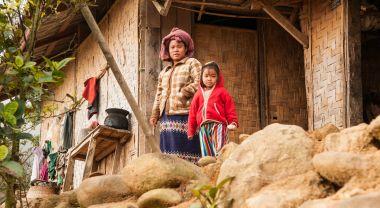 Smallholder farmers in Laos. Flickr/CIAT
