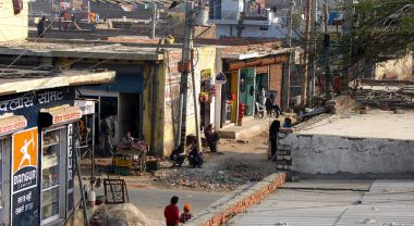 Neighborhood in India