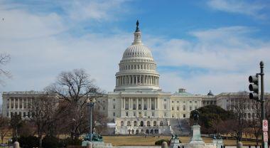 The U.S. Capitol. Flickr/Martha Heinemann Bixby