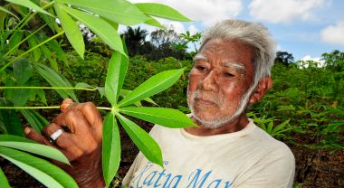 Research shows that communities can be good protectors of forests. Photo by CIFOR/Flickr.