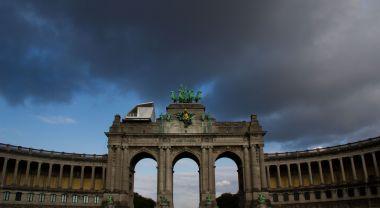Parc du Cinquantenaire in Brussels. (Flickr/Antonio Ponte)