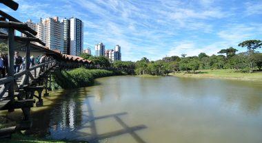 Jardim Botânico, Curitiba, Brazil. Photo by Leonardo Shinagawa/Flickr.