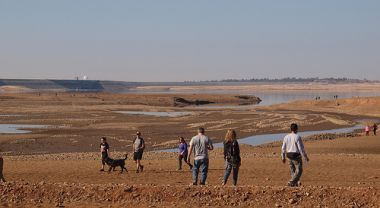 """The majority of California is currently blanketed in """"extreme drought."""" Photo credit: Amber Tsuchida, Flickr"""