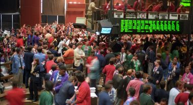 Commodities futures trading, Chicago
