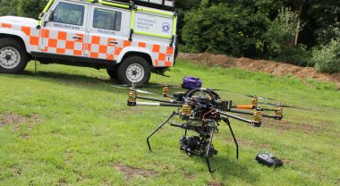 Some forest managers are using drones to monitor trees and wildlife. Photo by John Mills/Flickr