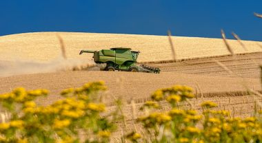 Most farms do not measure their greenhouse gas emissions. Photo credit: Charles Knowles, Flickr