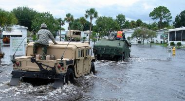 Three events this week focus on sea level rise in Florida. Photo credit: Capt. David Ross, Flickr