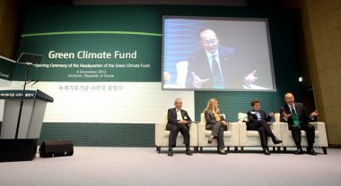 """One of the most difficult questions that the GCF Board will grapple with is how entities will become """"accredited"""" to receive GCF funds to help developing countries mitigate and adapt to climate change. Photo credit: World Bank/Flickr"""