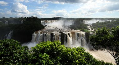 Brazil has 12 percent of the world's freshwater resources, but its industries, farms, and communities are concentrated along the coasts, unable to access much of the country's plentiful resources. (Photo credit: Flickr/John Wiseman)