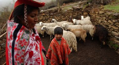 Indigenous People in Peru