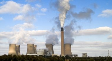 Eggborough power plant. Photo credit: Jon Pinder, Flickr