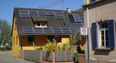 """The """"renewable energy club"""" recently initiated by the German government could provide a boost to the national and global expansion of renewable energy. Photo credit: Till Westermayer, Flickr"""