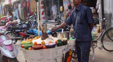 Tamil Nadu street vendor