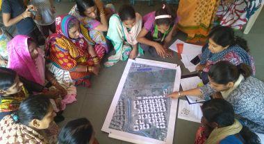 community workshop in India