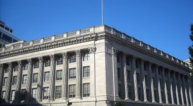 U.S. Chamber of Commerce building in Washington, D.C