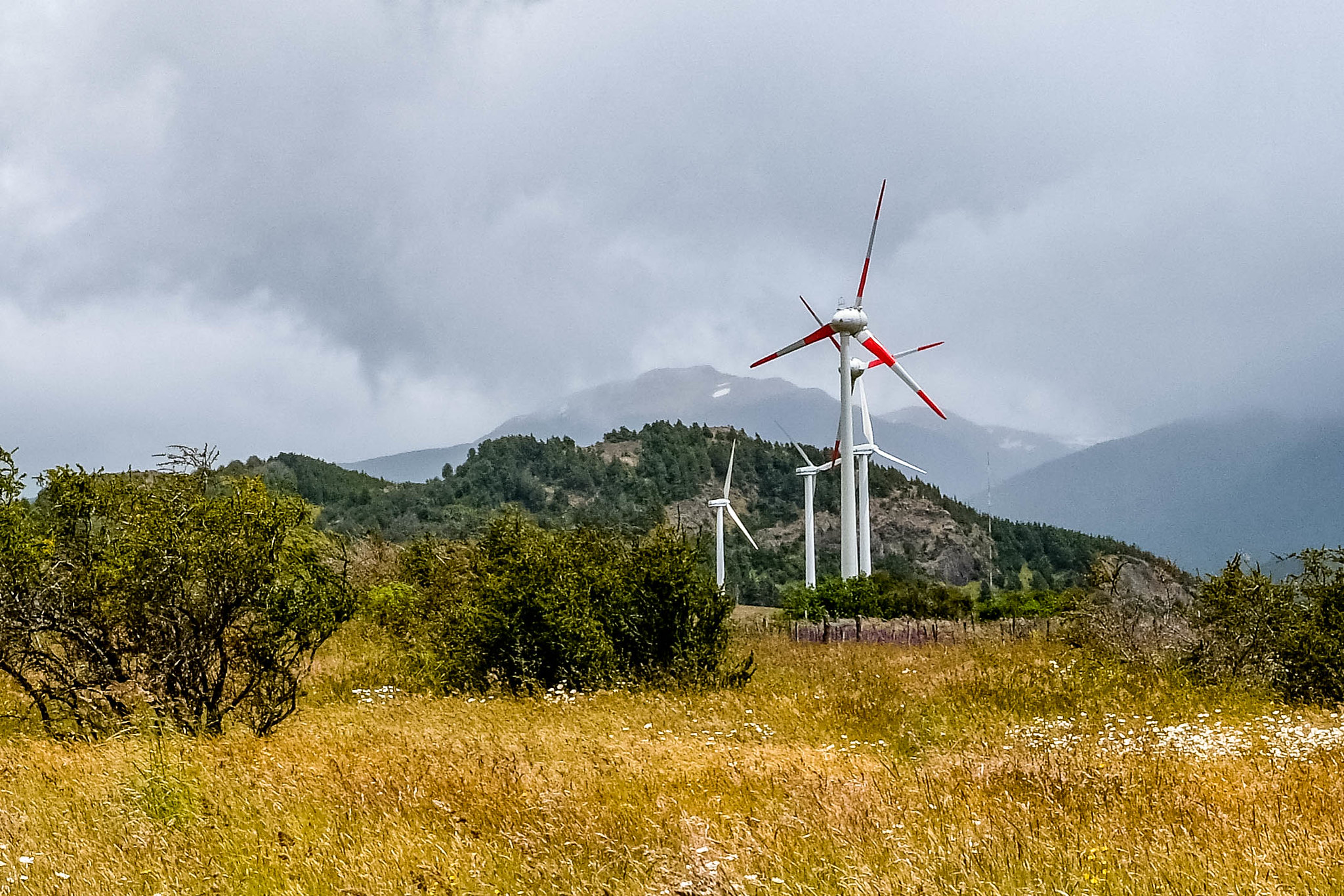 <p>Renewable energy is increasingly cost-competitive with coal and oil in Chile. Photo by sergejf/Flickr.</p>