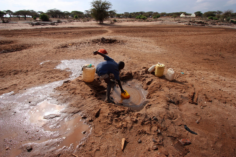 <p>Communities facing droughts, and resulting food and water insecurity, are implementing sustainable development to build resilience against climate change. Photo by EU Civil Protection and Humanitarian Aid/ Flickr</p>